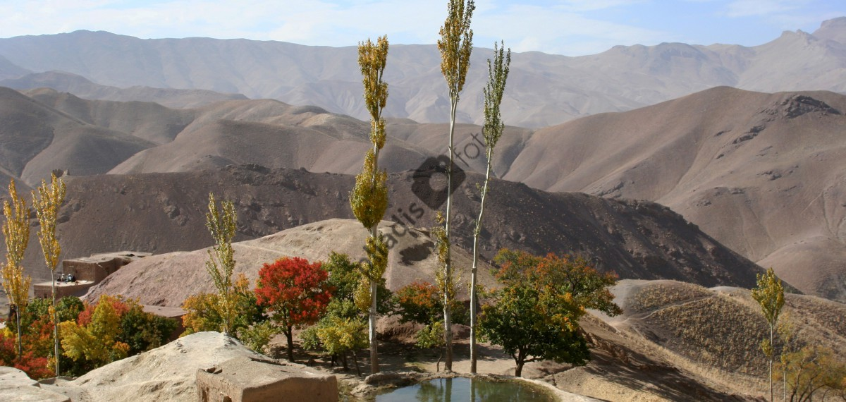 Afganistanas, Goro provicijos pietūs.